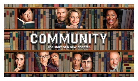 Community season 5 promo poster