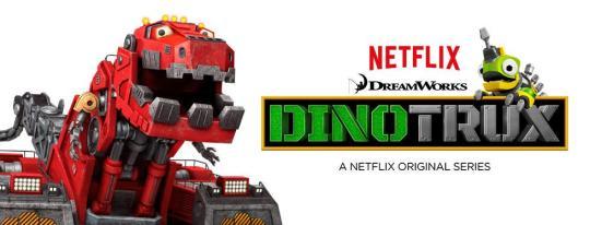 dinotrux  Netflix Hds