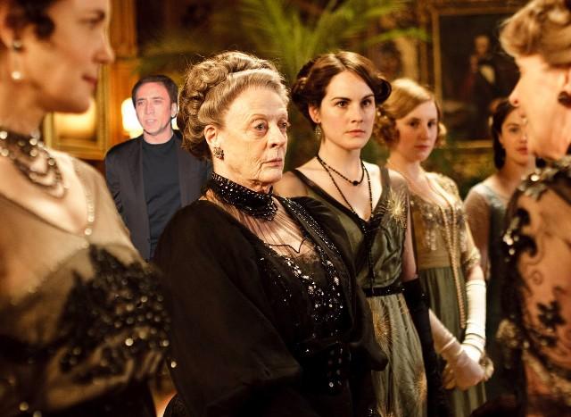 Downton Abbey ITV Hablemos de Series