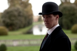 Picture shows: BENEDICT CUMBERBATCH as Christopher © Mammoth Screen Limited 2012