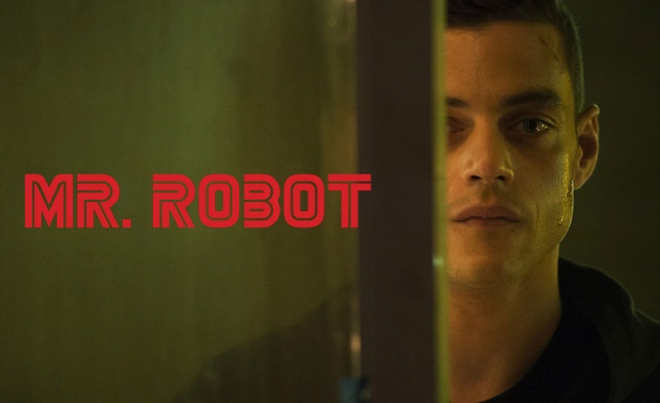 Mr Robot Hablemos de Series USA Network Rami Malek Slater 3