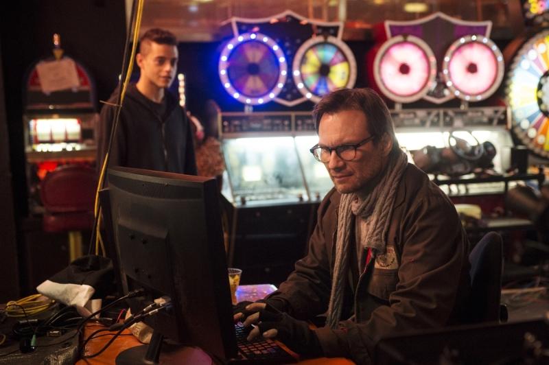 Mr Robot Hablemos de Series USA Network Rami Malek Slater 1
