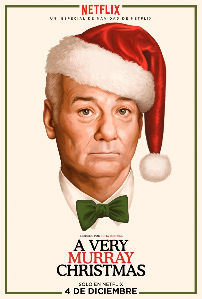 Netflix Bill Murray Christmas