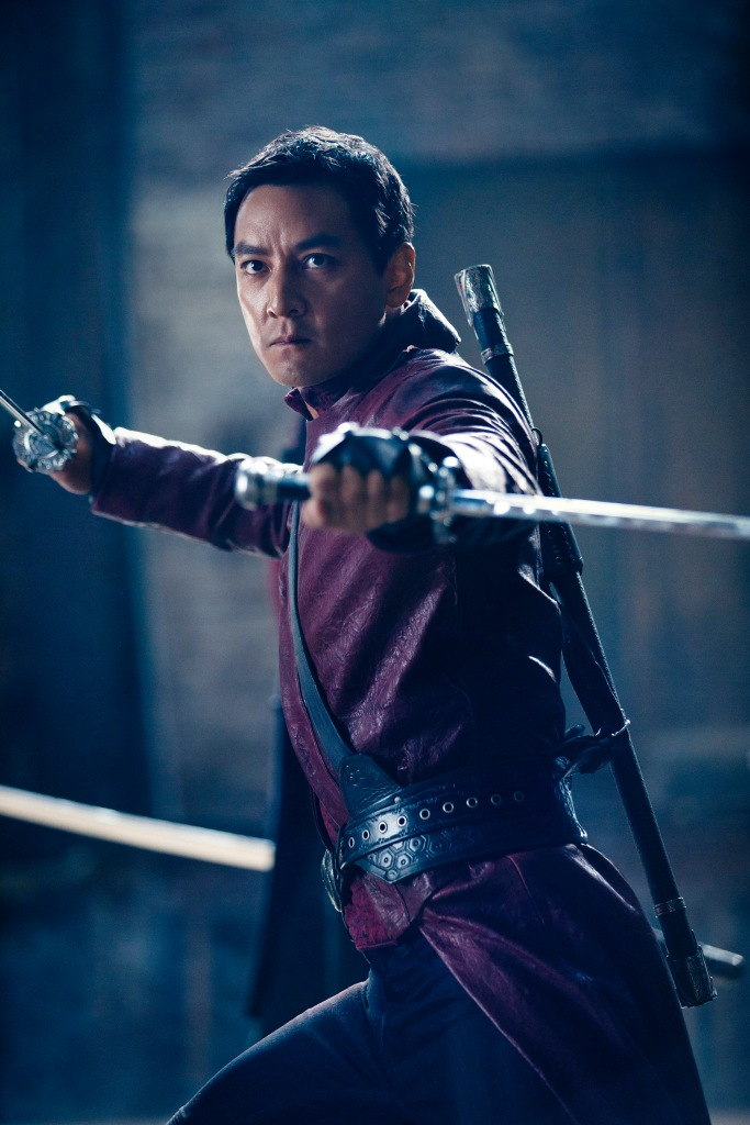 Into the Badlands Hablemos de Series