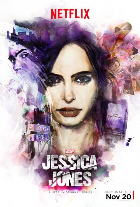 Jessica Jones Netflix Marvel