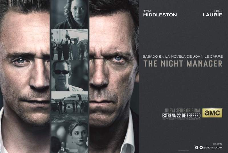 The Night Manager Horizontal SD