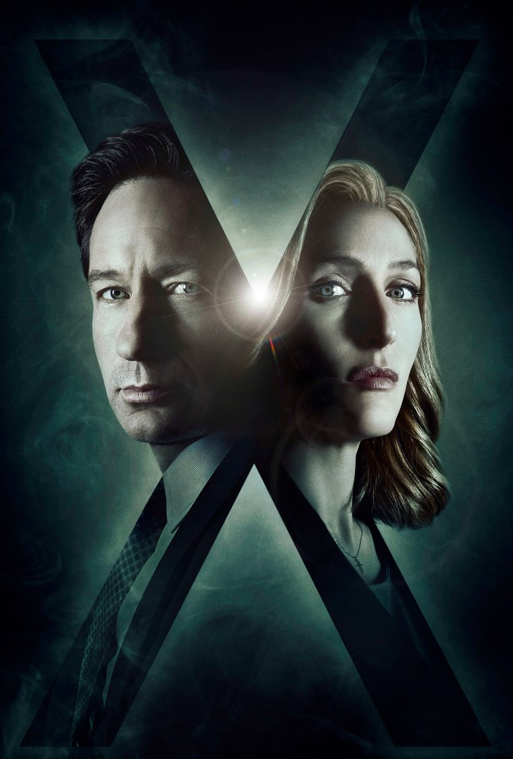 The X-Files en FOX. Lunes 25 de enero en FOX
