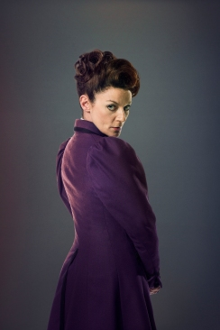 Picture shows: Michelle Gomez as Missy