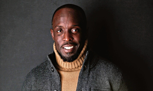 Michael K Williams at Sundance