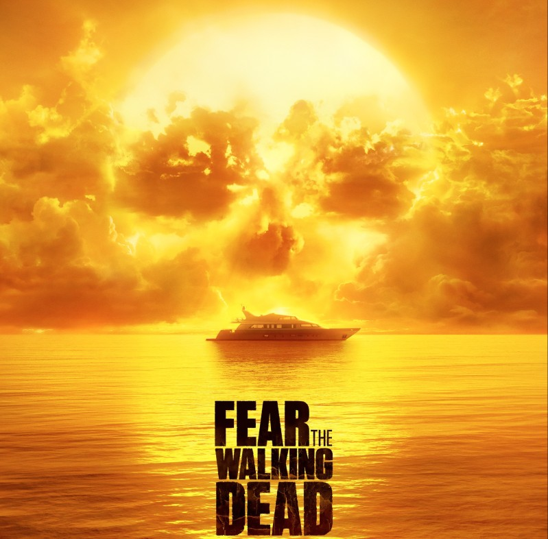Poster oficial FEAR S2