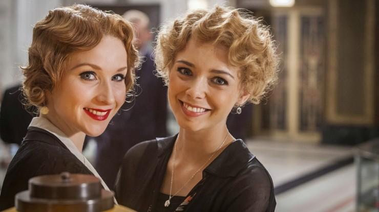 Mr Selfridge S4 2