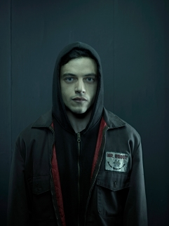 MR. ROBOT -- Season:2 -- Pictured: Rami Malek as Elliot Alderson -- (Photo by: Nadav Kander/USA Network)