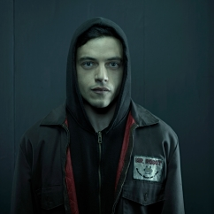 MR. ROBOT -- Season:2 -- Pictured: Rami Malek as Elliot Alderson -- (Photo by: Nadav Kander/USA Network)