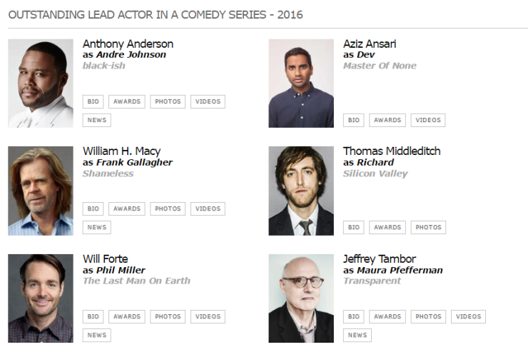 actor comedia emmys
