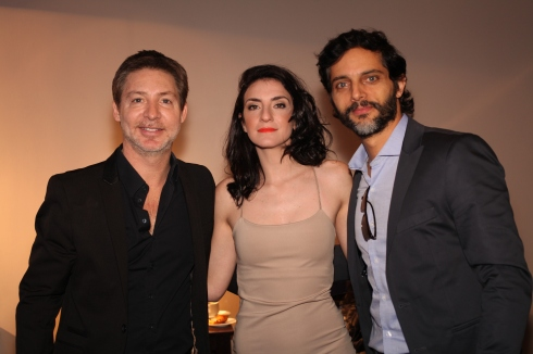 Adrian Suar, Julieta Zylberberg y Joaquin Furriel