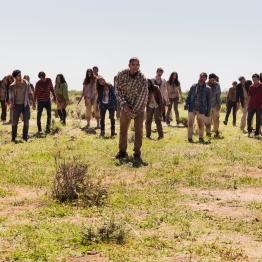 Walkers - Fear of the Walking Dead _ Season 2, Episode 8 - Photo Credit: Richard Foreman Jr/AMC