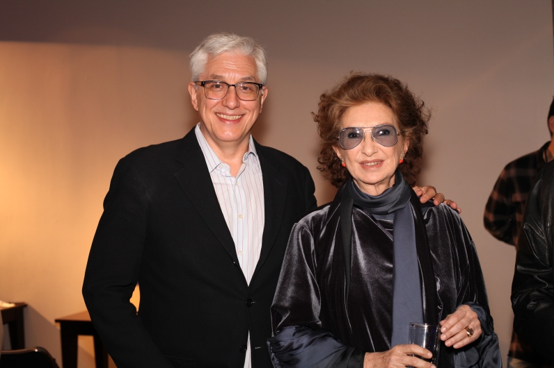 Roberto Rios y Norma Aleandro