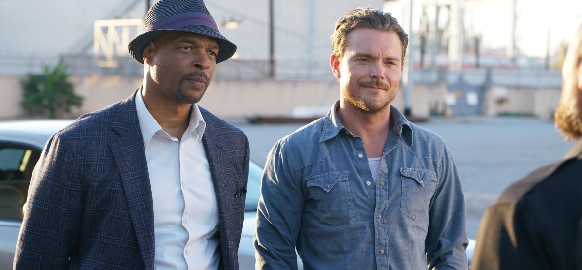 "Llega la serie ""Lethal Weapon"" (""Arma Mortal"") a Warner Channel"