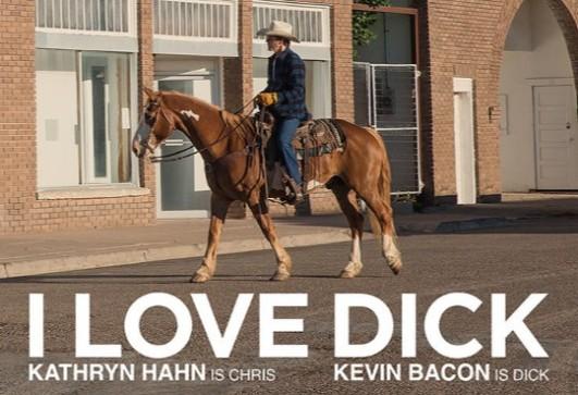 I Love Dick, de Amazon.