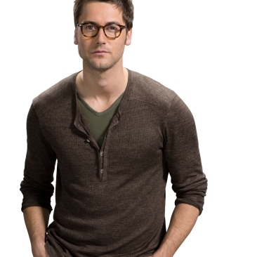 "PILOT: THE BLACKLIST Ryan Eggold as Tom Keen on ""The Blacklist""."