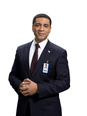 "PILOT: THE BLACKLIST Harry Lennix as Harold Cooper on ""The Blacklist""."
