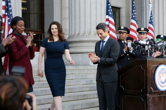 CONVICTION - Pilot (ABC/Giovanni Rufino) HAYLEY ATWELL, EDDIE CAHILL