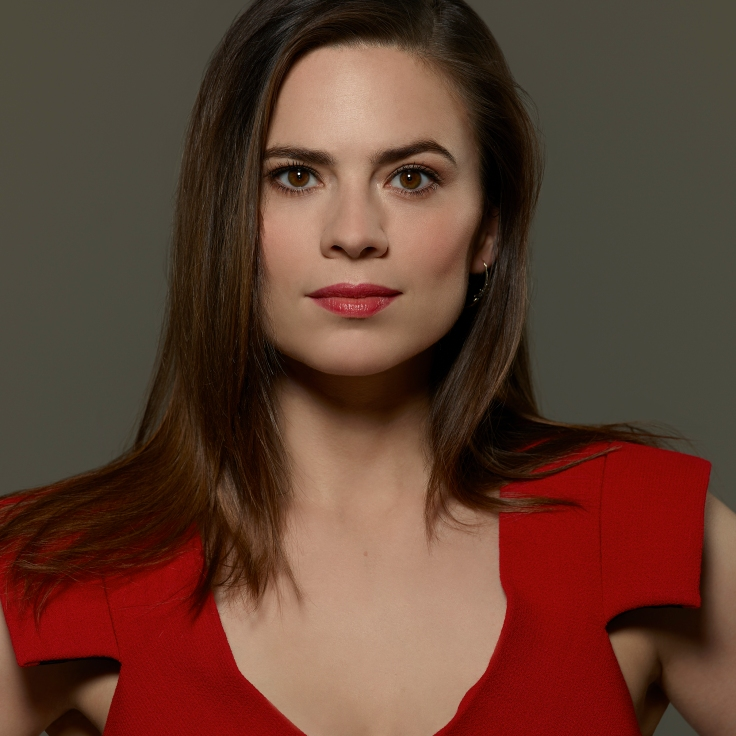 "CONVICTION - ABC's ""Conviction"" stars Hayley Atwell as Hayes Morrison. (ABC/Bob D'Amico)"