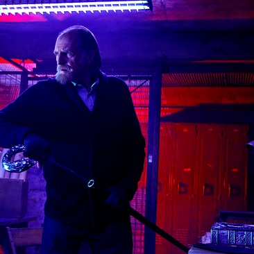 THE STRAIN -- Pictured: David Bradley as Abraham Setrakian. CR: Michael Muller/FX