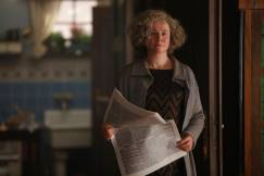 PRAGUE - Emily Watson plays Elsa Einstein in National Geographic's Genius. (Photo Credit: National Geographic/Dusan Martincek)