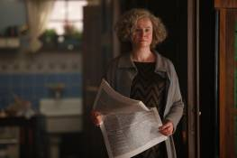 PRAGUE - Emily Watson plays Elsa Einstein in National Geographic's Genius. (Photo Credit: National Geographic/Dusan Martincek)