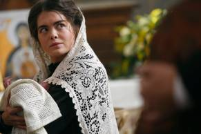 PRAGUE - Samantha Colley as Mileva Maric in National Geographic's Genius. (Photo Credit: National Geographic/Dusan Martincek)