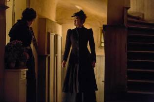 PRAGUE -Samantha Colley as Mileva Maric in National Geographic's Genius. (Photo Credit: National Geographic/Dusan Martincek)
