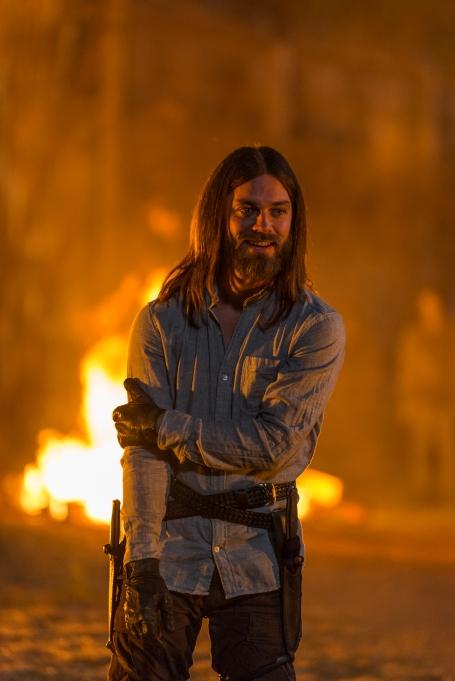 Tom Payne as Paul 'Jesus' Rovia- The Walking Dead _ Season 7, Episode 5 - Photo Credit: Gene Page/AMC