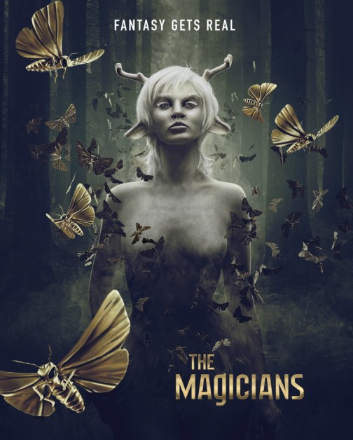 1. The Magicians BAJA