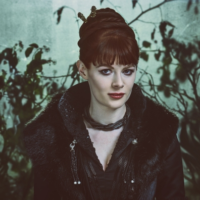 Emily Beecham as The Widow - Into the Badlands _ Season 2, Gallery - Photo Credit: Carlos Serrao/AMC
