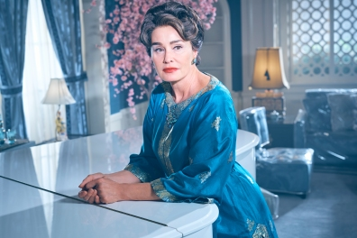 FOX Premium - FEUD BETTE AND JOAN - Jessica Lange es Joan Crawford (2)