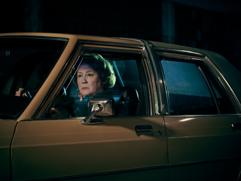 THE AMERICANS -- Pictured: Margo Martindale as Claudia. CR: Matthias Clamer/FX