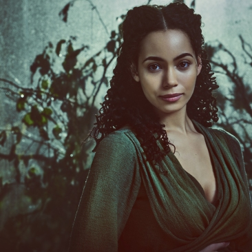 Madeleine Mantock as Veil - Into the Badlands _ Season 2, Gallery - Photo Credit: Carlos Serrao/AMC