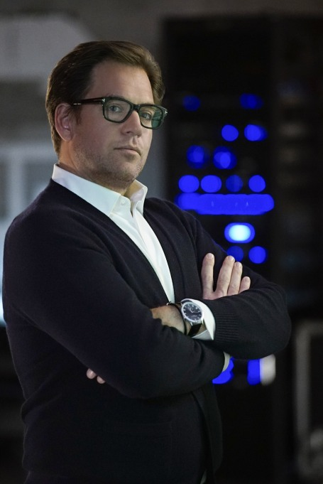 """The Necklace""--Dr. Jason Bull (Michael Weatherly), the brilliant, brash founder of a prolific trial consulting firm, combines psychology, human intuition and high tech data to create winning strategies that steer high-stakes trials in his clients' favor, on the series premiere of BULL, Tuesday, Sept. 20 (10:00-11:00 PM, ET/PT), on the CBS Television Network. Pictured: Michael Weatherly as Dr. Jason Bull Photo: David M. Russell/CBS ©2016 CBS Broadcasting, Inc. All Rights Reserved"