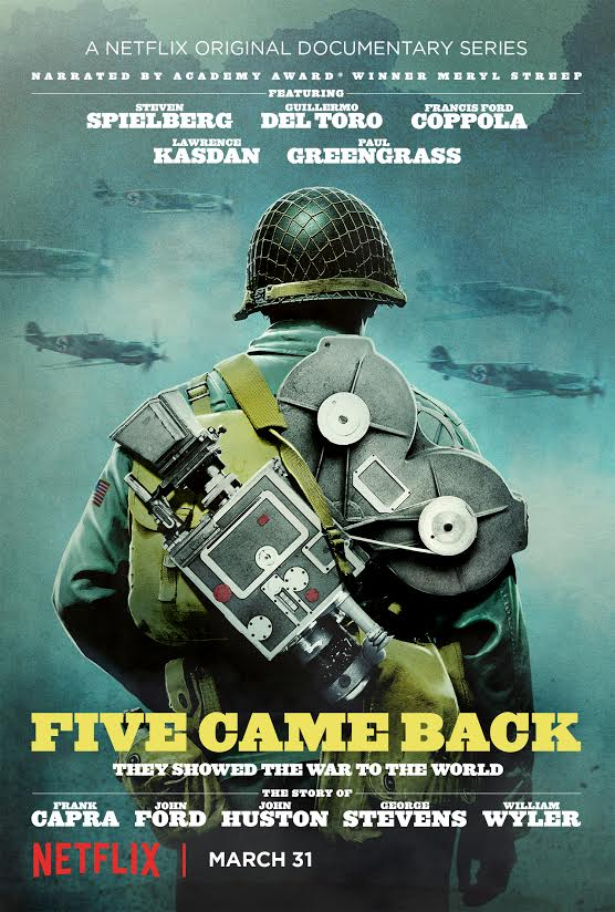 Netflix Five Came Back docuserie