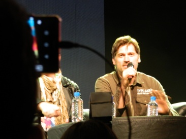 Nikolaj Coster Waldau de Game of Thrones en Argentina Comic-Con 2017
