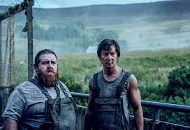 Into the badlands Nick Frost