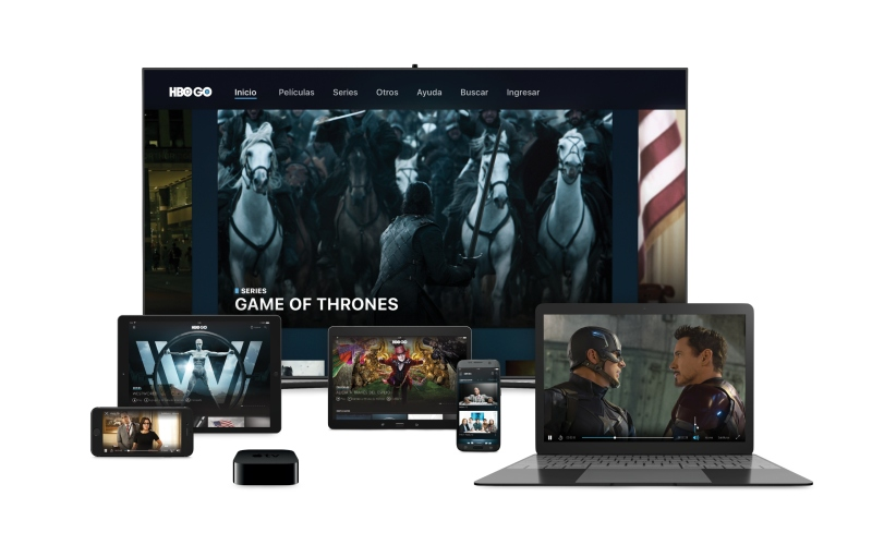 HBO GO Foto Producto