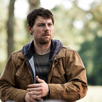 Outcast season 2.Patrick Fugit as Kyle Barnes