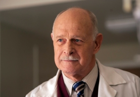 THIS IS US -- Pilot -- Pictured: Gerald McRaney as Doctor K -- (Photo by: Ron Batzdorff/NBC)