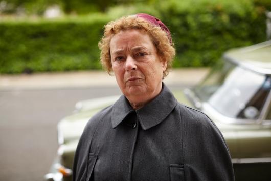 Linda Bassett as Nurse Phyllis Crane
