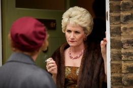 Linda Bassett as Nurse Phyllis Crane, Lucy Speed as Zelda