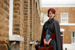 Charlotte Ritchie as Nurse Barbara Gilbert