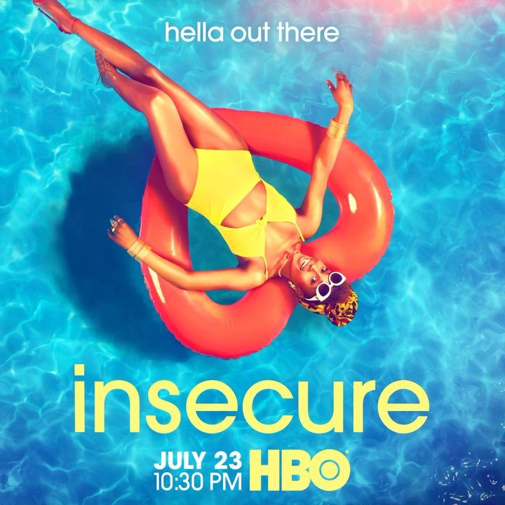 Insecure poster hbo season 2