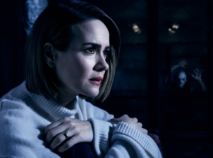 Sarah Paulson es Ally Mayfair-Richards en AMERICAN HORROR STORY CULT - FX (1)